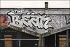 Bean (Alex Ellison) Tags: bean tbf cbm nhs trackside rooftop northwestlondon urban graffiti graff boobs