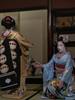 Mameharu & Mameaki Dancing (Rekishi no Tabi) Tags: geisha geiko maiko gion kyoto japan leica teahouse traditionaljapaneseculture