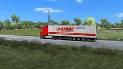 ets2_00011 (Kocaa_009) Tags: magnit russia road windshield grass sky truck mercedes mercedesbenz actros mbactros mercedesactros mp3 actrosmp3 actros1848 tree