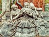 Instantáneas XXXII (rafaelpavonreina) Tags: poesía poetry españa spain andalucía sevilla herrera córdoba triana rafaelpavonreina bécquer parquemaríaluisa jardines gardens estatuas love amor color grabado sur south esperanza ternura belleza