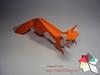 Fox (Rydos) Tags: paper origami art hanji koreanpaper korean paperfold fold folding paperfolding designed design model papermodel korea origamilst fox hoangtienquyet