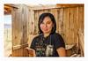 Navajo jewelry vendor (philippe*) Tags: navajo girl monumentvalley arizona portrait