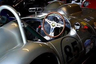 Lister Knobbly built by Lister motor company since 1959