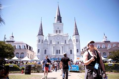 French Quarter Fest 2018 - Jackson Square