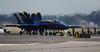 Homage...... (crusader752) Tags: usnavy blueangels aerobaticdisplayteam boeing fa18 hornet 2017 homecomingairshow naspensacola groundcrew