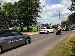IMG_9817 (gfinch48) Tags: ovo energy ovoenergy womenstour ovoenergywomenstour biking cycling stowupland suffolk cycle roadbike racingbike police cycleevent