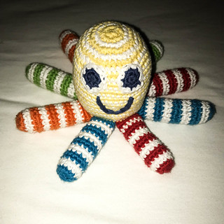 365.158 - Jolly the Octopus