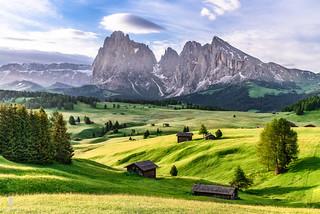 Seiser Alm - Dolomite Alps
