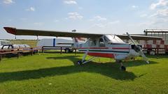 IAR.824 c/n 005 registration YR-ISF preserved at Clinceni Aerodrome, Romania (sirgunho) Tags: iar824 cn 005 registration yrisf preserved clinceni aerodrome romania