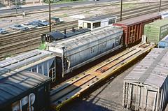 CB&Q Class LO-8A 184537 (Chuck Zeiler) Tags: cbq class lo8a 184537 burlington railroad covered hopper freight car cicero train chuckzeiler chz