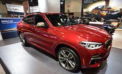 2018 BMW X4 (D70) Tags: nikon d750 20mm f28 ƒ35 200mm 150 320 2018 bmw x4 bmwx4chassiscodeg02 2018–present vancouver international auto show convention centre british columbia canada
