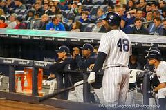 NY Yankees 2017 (VinnieLangdonIIIPhotography) Tags: baseball new york yankees nyy bronx yankee stadium aaron judge mlb reggie jackson