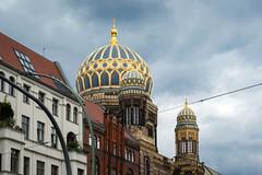New Synagogue (KPPG) Tags: newsynagogue neuesynagoge berlin deutschland germany architektur architecture gebäude building stadt city
