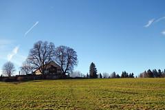2017-12-31 Schlehdorf, Kochelsee, Kreut-Alm 024 (Allie_Caulfield) Tags: foto photo image picture bild flickr high resolution hires jpg jpeg geotagged geo stockphoto cc sony rx100 2 ii 2017 silvester winter alpen alps bavaria oberbayern schlehdorf kochelsee see lake oberland voralpen viewpoint hike wanderung blue sky