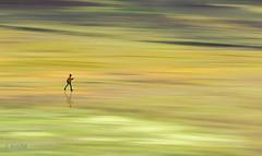 In a rush (ARTUS8) Tags: verwackelt nikon24120mmf40 color landschaft abstrakt digitallycomposed menschen flickr farbe nikond800 colour personen panning