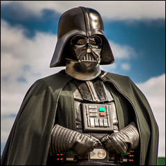 Darth Vader (Rodrick Dale) Tags: darth vader star wars easter parade