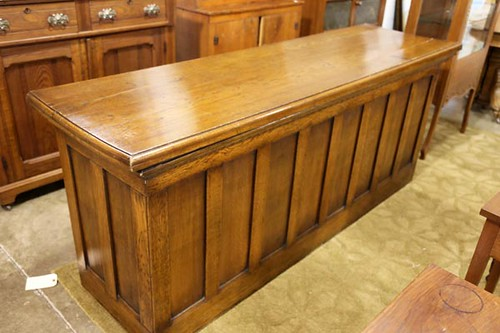 7' Oak Store Counter ($756.00)