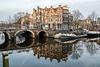 P4083328 (rpajrpaj) Tags: amsterdam city cityscape sunrise canal papiermolensluis papermilllock lekkeresluis brouwersgracht