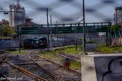 Milano Porta Genova, aree da recuperare (Gian Floridia) Tags: milano areedarecuperare domande ferrovia futuro infrastrutture passato passerella ponte portagenova puntointerrogativo scalo speriamobene transizione