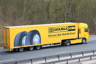 Double Coin Tyres with HVT 6th April 2018