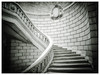 Cleveland Courthouse (michaelwalker19) Tags: spiral steps staircase elegant blackandwhitecleveland blackandwhite marble