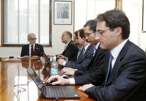 Reunión FMI