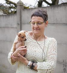 Un amour d'Orféo. (Philippe Bélaz) Tags: orféo pragois ratierdeprague animal animaux animauxdecompagnie chien famille