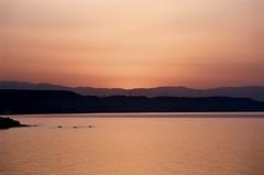 Sunset (area mediterranea) (michele.palombi) Tags: analogico film 35mm kodak ektar100 costa