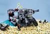 Freedonia Invades! (Deltassius) Tags: moc lego minifig military war tank apc boat beach