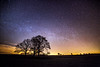 IMG_0066-3 (polinard fred) Tags: nuit night canon 5d markii 14mm 28 samyang colors stars milky way three arbres contre jour couleurs étoiles pose longue exposure