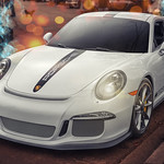 Porsche 911 GT3 (Cars & Coffee of the Upstate) thumbnail