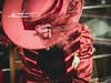 Pensamientos en rojo (Lucy GH) Tags: portrait retrato modernismo feriamodernista años20 época mujer women violeta rosa sombrero rojo vestido de