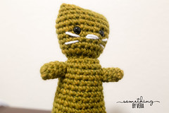 Purrfect Kitty (somethingbyvera) Tags: cat crochet yar diy hook meow stuffed toy doll somethingbyvera