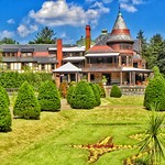 Sonnenberg Gardens & Mansion ~ Historic Park ~ Canandaigua NY thumbnail