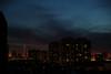 IMG_0416 (Mike Pechyonkin) Tags: 2018 moscow москва sky небо cloud облако house дом night ночь roof крыша sunset закат window окно