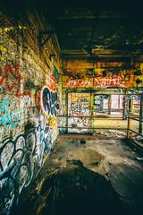 I'll Kiss You Again (Thomas Hawk) Tags: america berkeley california carbonwarehouse eastbay flintink usa unitedstates unitedstatesofamerica abandoned graffiti fav10