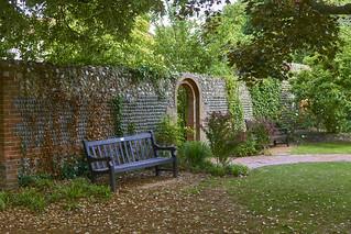 Rudyard Kipling s garden, Rottingdean