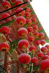 """San Francisco – Chinatown """"Balloons"""" (David Paul Ohmer) Tags: san francisco california chinatown grant street balloons"""