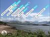 2783 Mountains of the Nevis Range to Glen Coe - info from the PeakVisor app. (Andy - Busy Bob) Tags: fault fff fjords ggg greatglen lll lochlinnhe lochabergeopark mmm mountains peakvisor photostream scotland seawater sss www