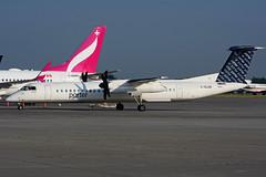 C-GLQQ (Porter Airlines) (Steelhead 2010) Tags: porterairlines bombardier dhc8 dhc8q400 yhm creg cglqq
