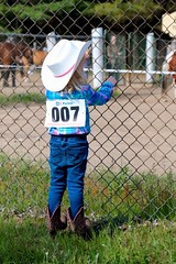 Can't wait to grow up. (autoworks31) Tags: fujicolour streetphotographer streetphotography photoshoot xpro1 fujifilm littlecowgirl horseride horseshow horseback horses horse cowboys cowboy cowgirl