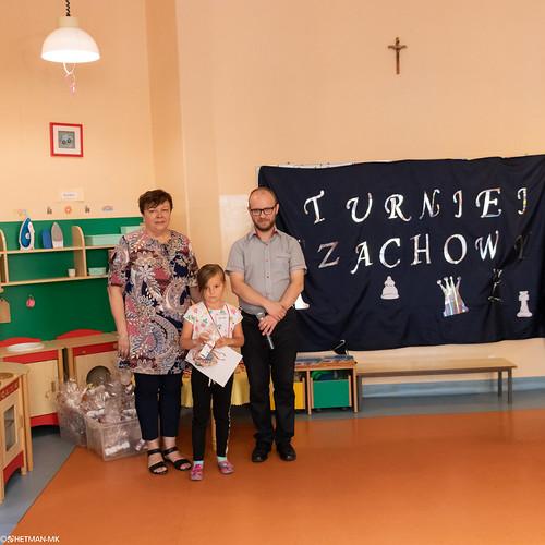 VIII Turniej Szachowy Przedszkolaków o Mistrzostwo Świdnicy-87