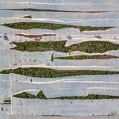 Heridas (manuel.guerra) Tags: dron lascanales moya canarias españa es abstracto abstract roto herida invernadero plastico cultivo