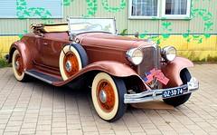 1931 Chrysler Cabriolet (Vriendelijkheid kost geen geld) Tags: nationale oldtimerdag lelystad 2018