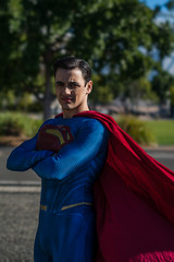 DSC00228 (Damir Govorcin Photography) Tags: man superman cosplay characters supernova comic con sydney 2018 costume sony a9 100mm stf lens natural light
