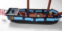 Ship WIP (spud_the_viking) Tags: lego ship navy moc wip corrington