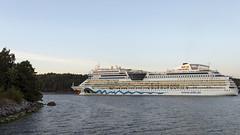 Aidamar (zTomten) Tags: aidamar boat ship passenger cruise kryssningsfartyg passagerarfartyg