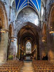 St Giles Cathedral (Joey Hinton) Tags: olympus omd em1 1240mm scotland edinburgh united kingdom mft m43 microfourthirds st giles cathedral church high kirk f28