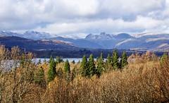 Lake District, Windermere. (elsa11) Tags: lakedistrict windermere lakedistrictnationalpark england unitedkingdom worldheritagesite thelakes lakeland northwestengland cumbria mountains snow lake