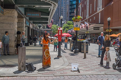B1008772 (sswee38823) Tags: busker streetmusician musician music violin electric woman girl street downtown downtowncrossing streetscene city boston bostonma ma massachusetts noctiluxm50mmf095asph noctiluxm109550mmasph noctilux095 noctilux noc noctiluxm109550asph leicanoctiluxm50mmf095asph 50mm 50 leica50mmf95 newengland seansweeney seansweeneyphotographer photography photograph photo nofilter people leica leicam leicacamera m10 leicam10 leicacameraagleicam10 violinist